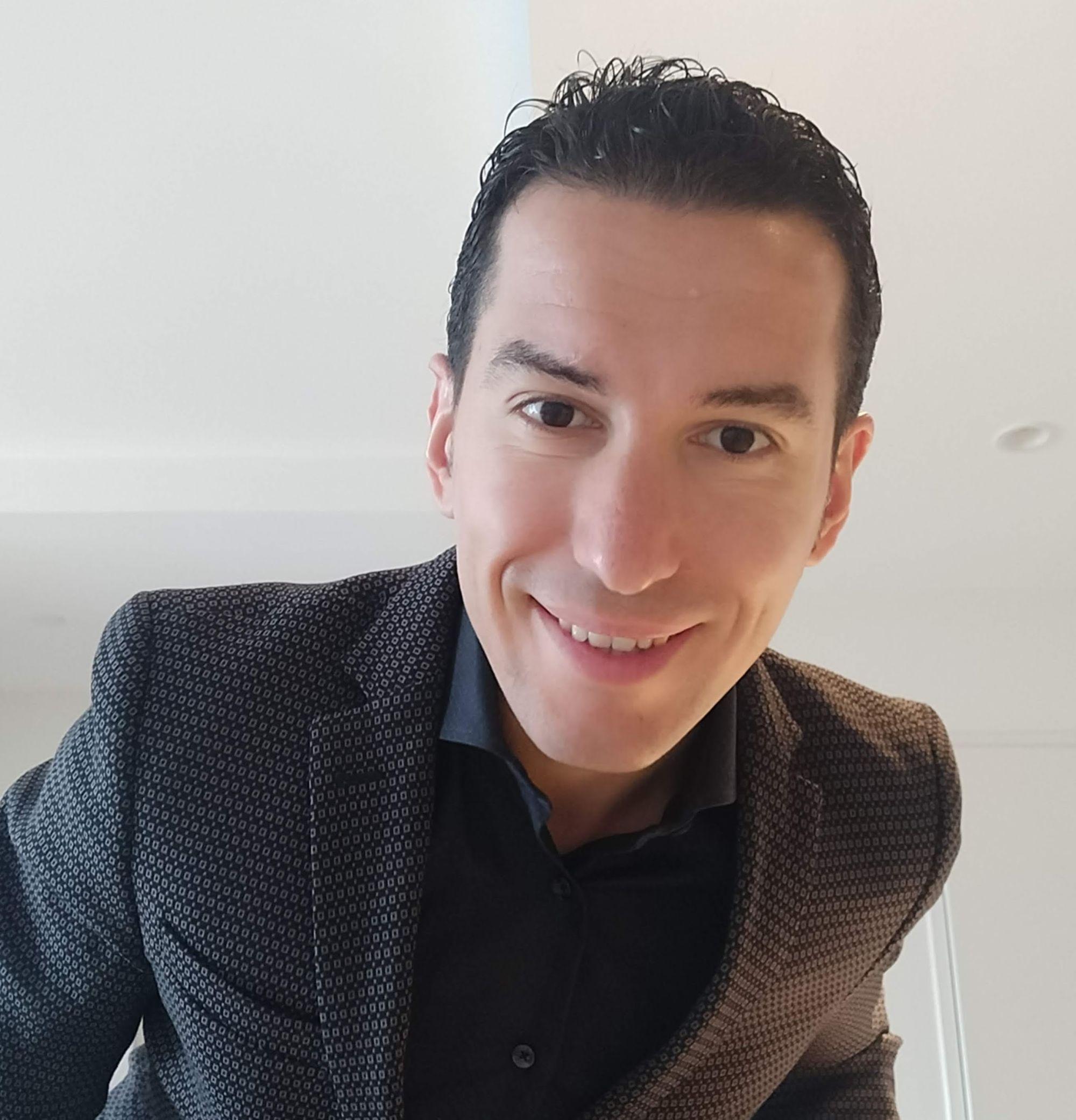 StreetLib CEO Giacomo D'Angelo