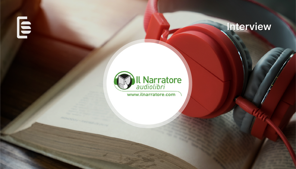 The interviews - Cristiana Giacometti from Il Narratore talks about her twenty-year experience (and some good news!) with audiobooks